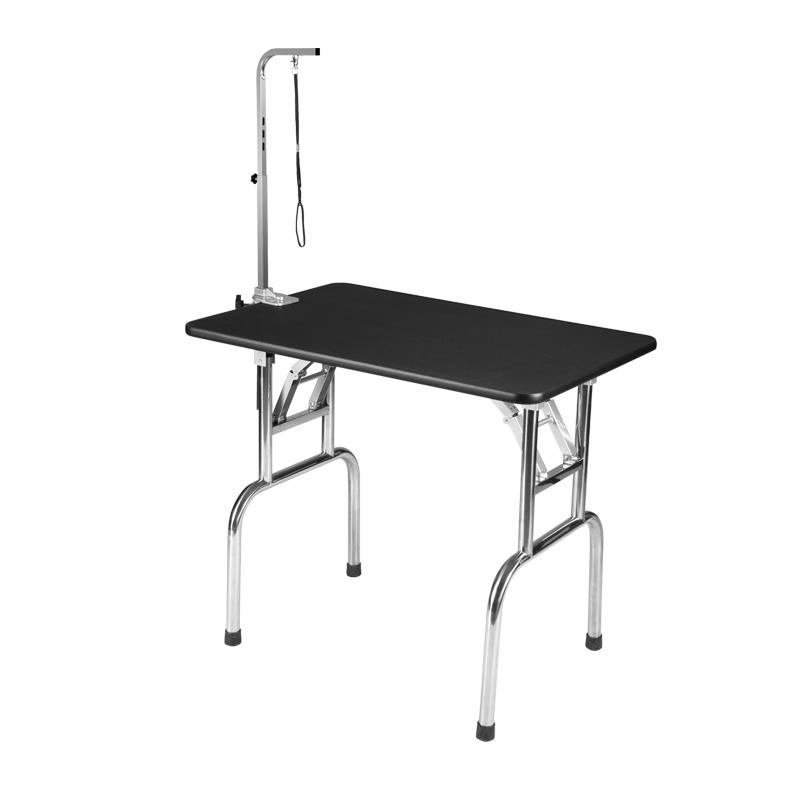 Stabilt trimmebord til hund. Kan klare meget vægt og er nemt at klappe sammen.