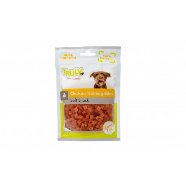 Truly Chicken Training Bites 85g