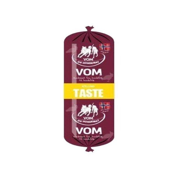 VOM taste m/ kylling 500 gram